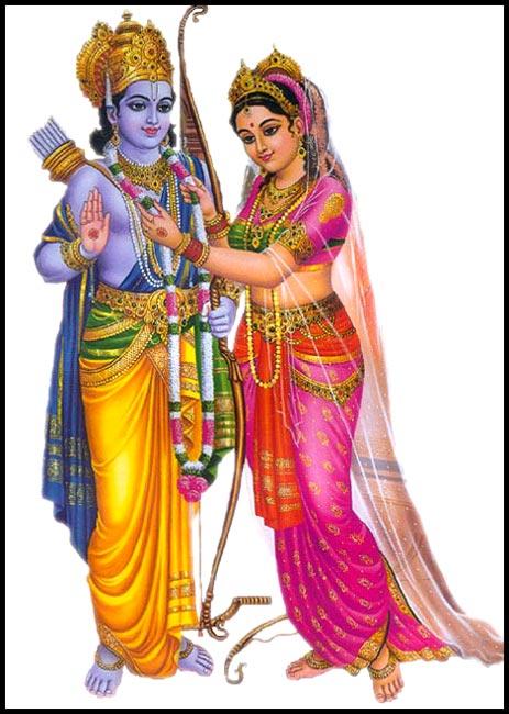 Story of Rama And Sita